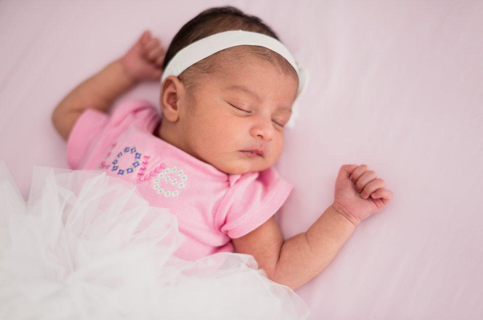 Welcome Baby Amara!