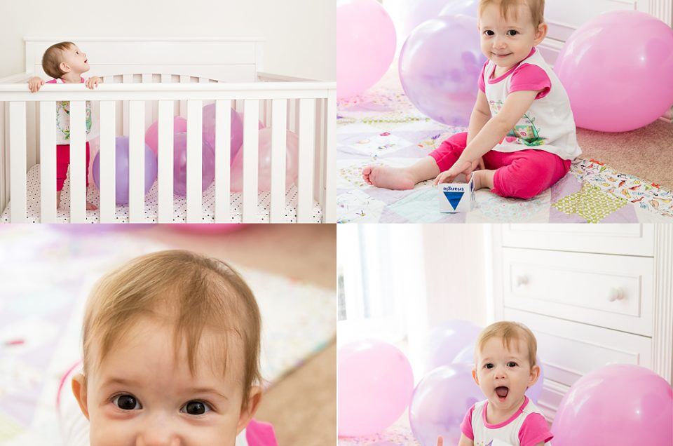 Violet Turns One!