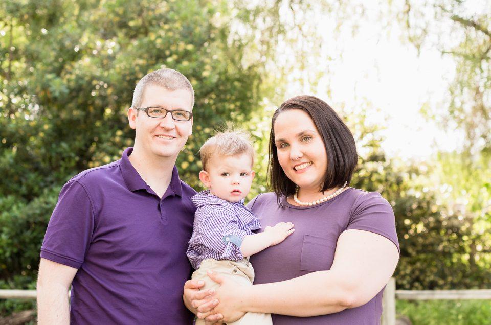 Cassidy Family