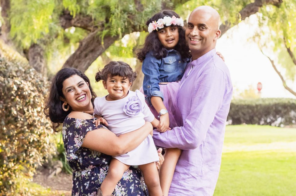 Ahuja Family